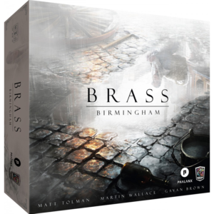 BrassBirmingham Board Game