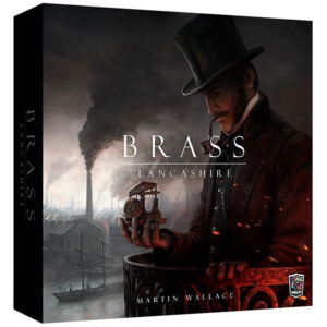 Brass: Lancashire Board Game