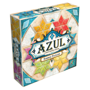 Azul Summer Pavilion Boad Game