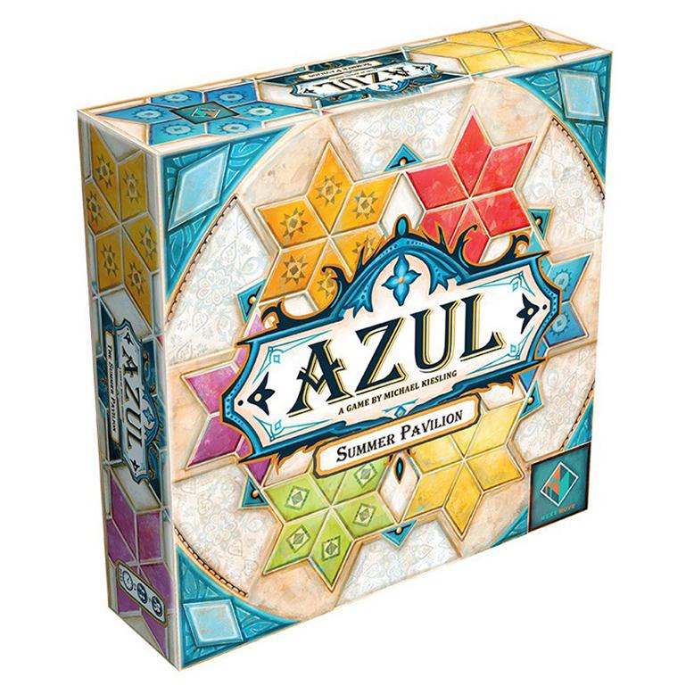 Azul Summer Pavilion Boad Game
