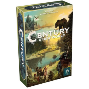 Century-a-new-world Board Game