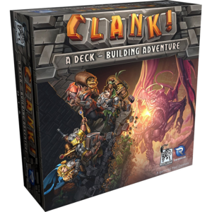 Clank! Board Game