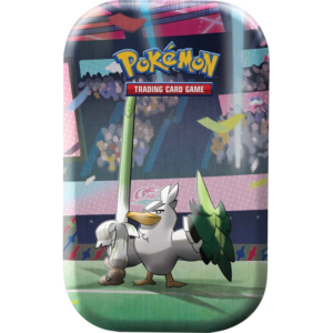 Pokemon - TCG - Galar Power Mini Tin - Galarian Sirfetch'd