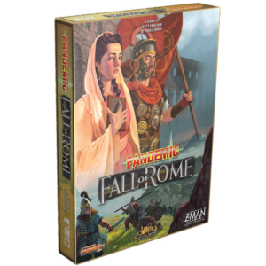 Pandemic Fall of Rome Board Game