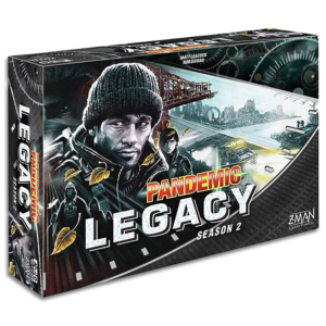 Pandemic Legacy: Season 2 Board Game