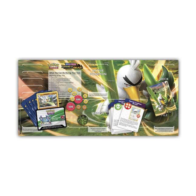 Pokemon Galarian Sirfetchd Theme Deck Playermat