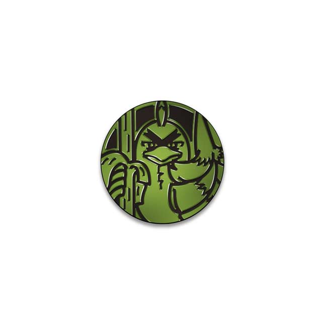 Pokemon Sir Fetchd Coin