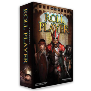 Roll Player Dice Game