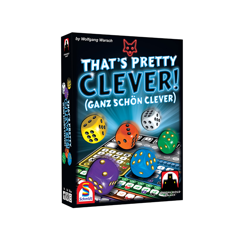 That's Pretty Clever! Board Game