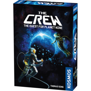 The Crew The Quest For Planet Nine Board Game