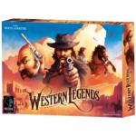 Western Legends Board Game