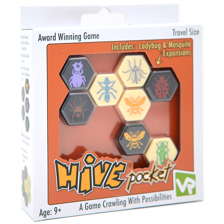 hive pocket travel game