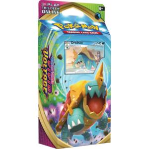 pokemon sword and shield vivid voltage drednaw theme deck