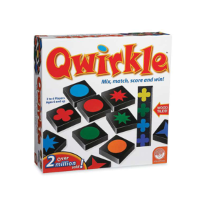 Qwirkle abstract strategy game