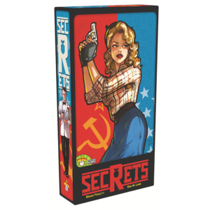 secrets board game