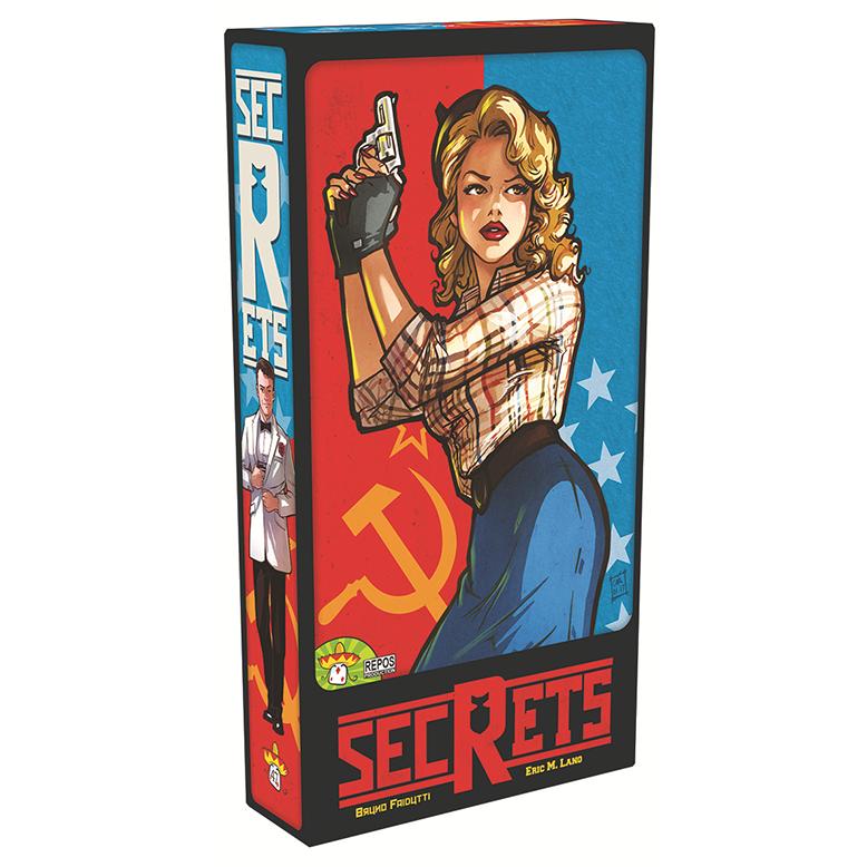 secrets board game