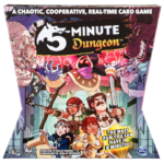 5-minute dungeon card game