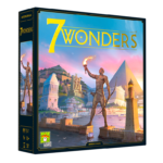 7 Wonders Board Game New Edition