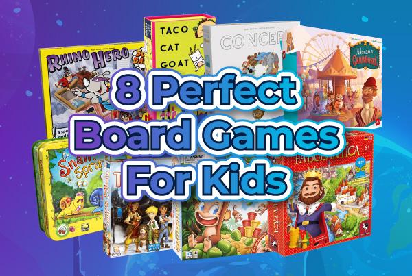 8 Best Board Games for Children
