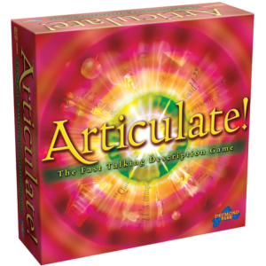 Articulate Board Game