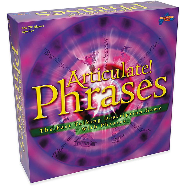Articulate Phrases Party Game