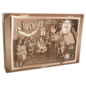 Awkward Quests Board Game
