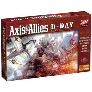 Axis & Allies D-Day Board Game