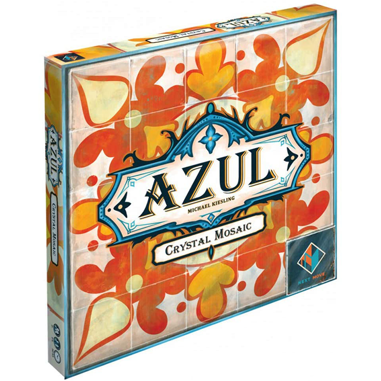 Azul Crystal Mosaic Board Game