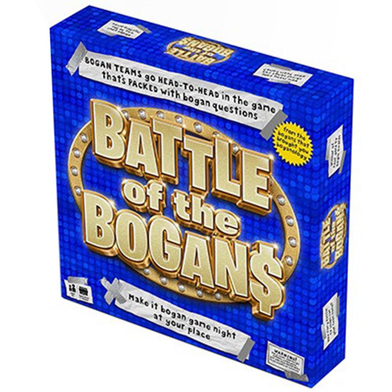 Battle of the Bogans Family Game