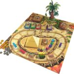 Camel Up Board Game Contents