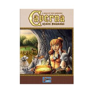 Caverna Board Game
