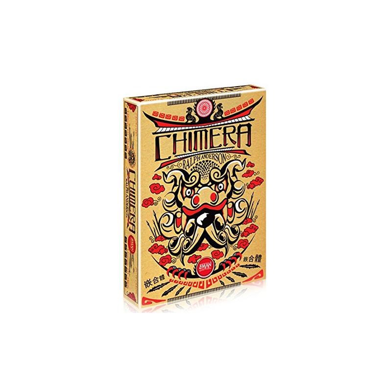 Chimera Card Game
