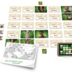 Codesnames Duet Card Game