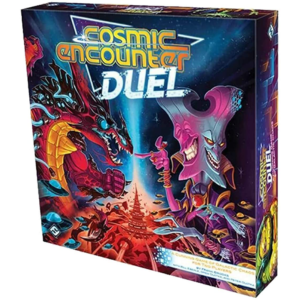 Cosmic Encounter Duel Board Game