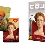 Coup Card Party Game Components