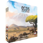 Ecos First Continent Board Game