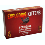 Exploding Kitten Card Game