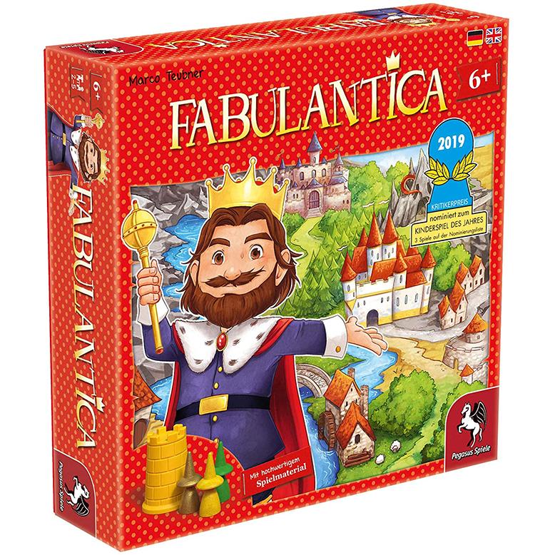Fabulantica Childrens Board Game