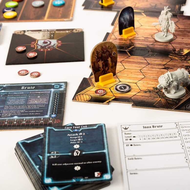 Gloomhaven Board Game 3
