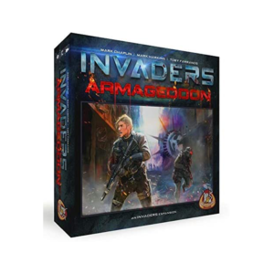 Invaders Armageddon Board Game Expansion