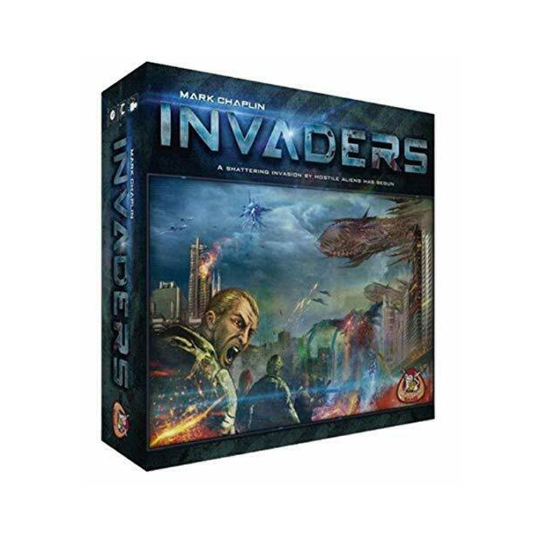 Invaders Board Game