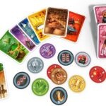 Jaipur Card Game Contents