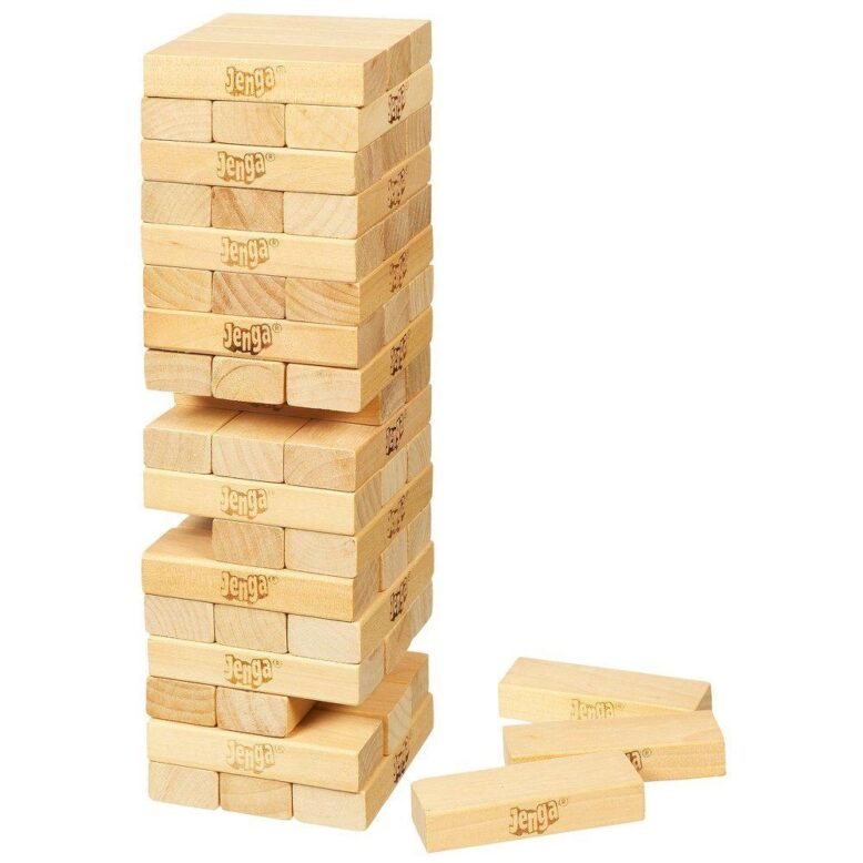 Jenga Party Game