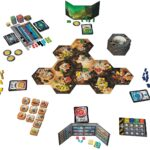 Living Planet Board Game Components