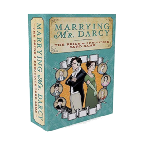 Marrying Mr Darcy Board Game