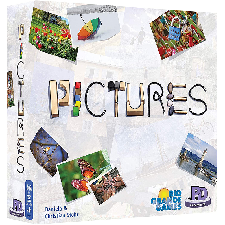 Pictures Board Game