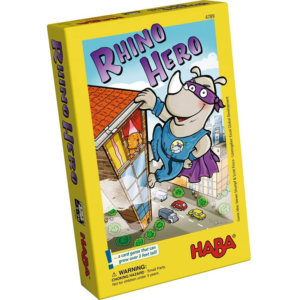 Rhino Hero Childrens Board Game