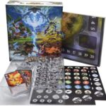 Skytear Board Game Components