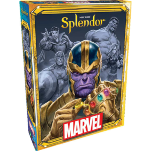 Splendor Marvel Card Game