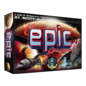 Tiny Epic Galaxy Board Game